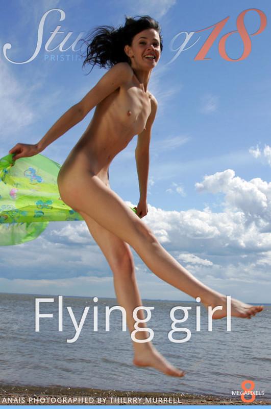 Anais - Flying girl (2020-07-06)