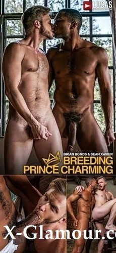 "Amateurs in ""Lvp257-01 Breeding Prince Charming, Scene 01 Sean Xavier Fucks Brian Bonds With His Raw Black Cock"" [HD]"