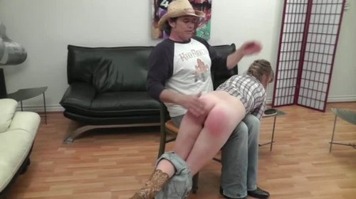 Rawhide - Strictly Spanking, BDSM, Pain Video