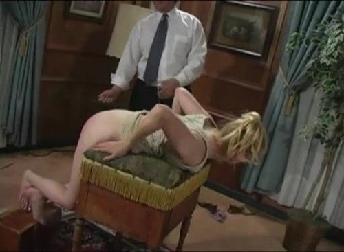 Resolved By Corporal Punishment 19 - Strictly Spanking, BDSM, Pain Video
