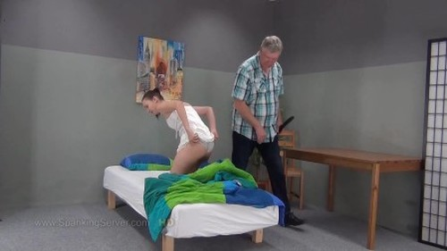 Chelsy 3418 - Strictly Spanking, BDSM, Pain Video