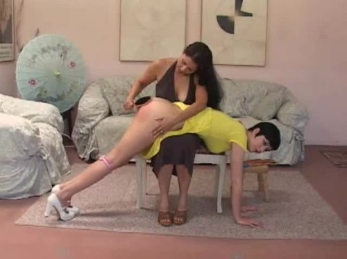 Chelsea Spanks Cherry Torn - Strictly Spanking, BDSM, Pain Video