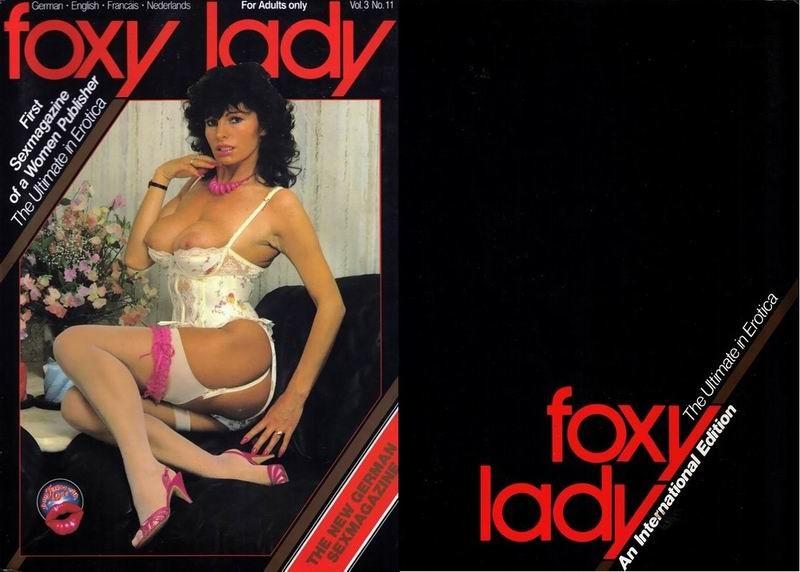 Foxy Lady V3 N11 (1980s) JPG
