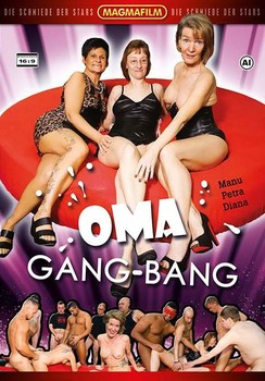 Oma Gang-Bang #1