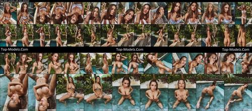 Liya Silver - Poolside with Liya