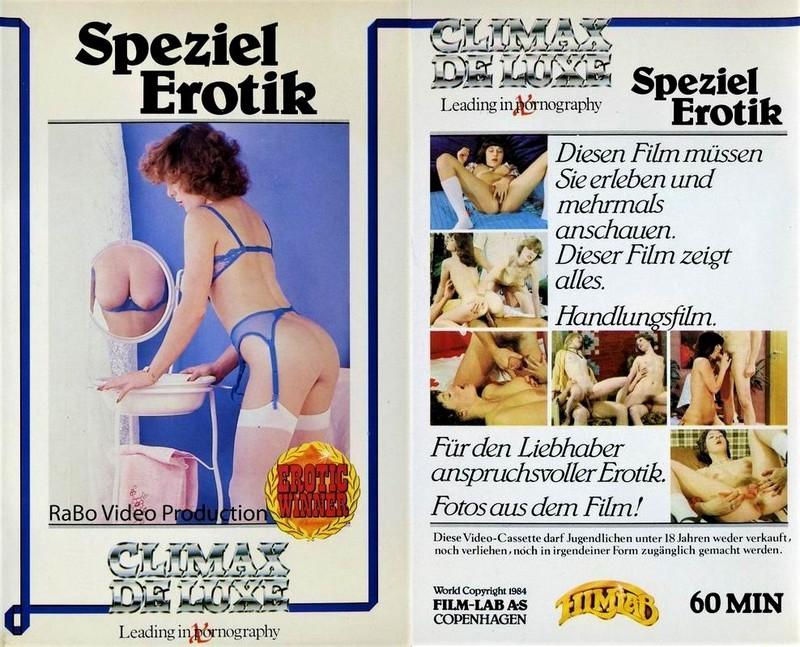 Climax De Luxe  - Speziel Erotik (1970s) VHSRip