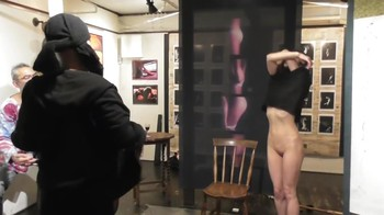 Naked Asian Exotic Art Performance - Nude Asian Public Theatre Zra4xftynmdv