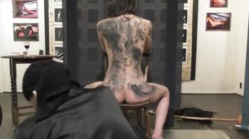 Naked Asian Exotic Art Performance - Nude Asian Public Theatre Ckjrhjl5whb2