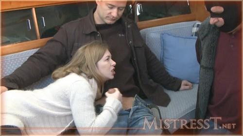 MistressT 10 01 23 Cuck On A Boat XXX 720p WMV-WEIRD