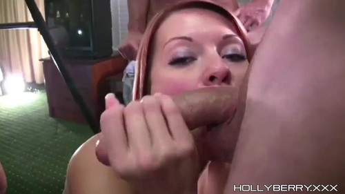 Holly Berry – Throat Bang Compilation