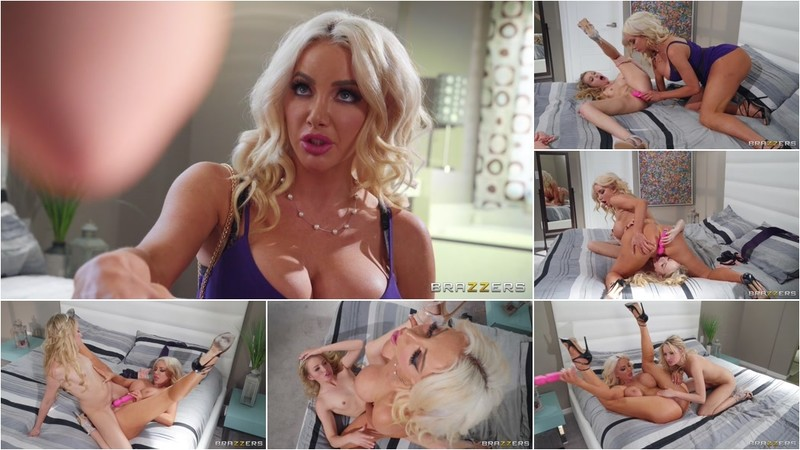 Nicolette Shea And Scarlett Sage Its Not All About Beauty [FullHD 1080P]
