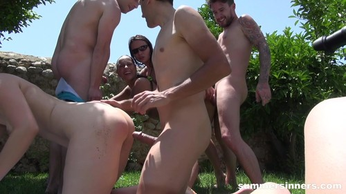 SummerSinners 19 11 29 Summer Sinners Pool Party XXX 1080p MP4-KTR