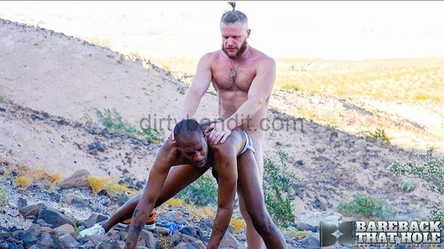 BarebackThatHole - Right Here Is Perfect: Brian Bonds & August Alexander Bareback (Jul 15)