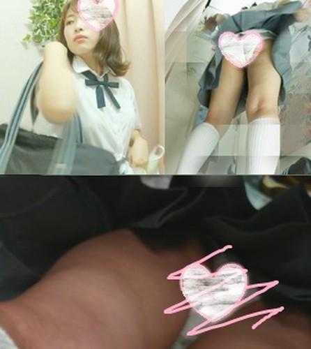 元〇KBサッシ―似!!美人じぇ~娘の…  美味しそうなおっぱい  僕のお店の試着室253