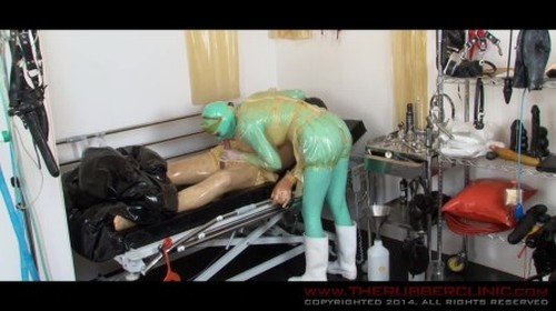 Fetish, Latex, Rubber Video, Leather Sex Video 6544
