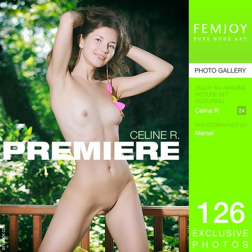 Celine R - Premiere (x126)