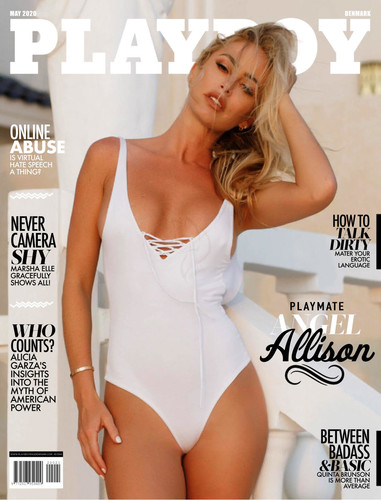 Playboy Denmark May 2020 Cover