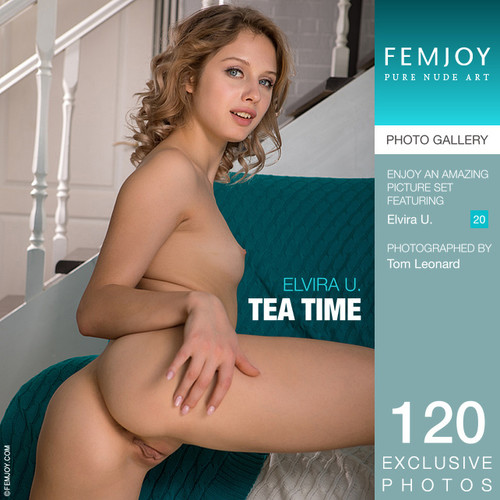 Elvira U - Tea Time (x120)