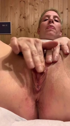 XshayXshayX - Jerk off to my Hole - Solo Scat, Defecation, Shiting Girl