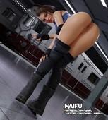 3d Renders by Naifu