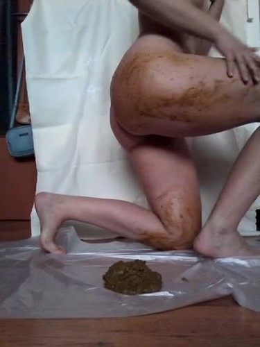 Wera fit - Let me poop - Solo Scat, Defecation, Shiting Girl