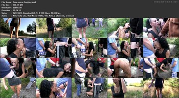 Sara Kane - Back for more Dogging, 720p
