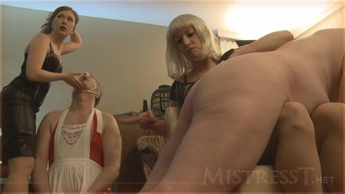 MistressT 10 06 18 Goddess Party 4 Part 3 Public Spanking XXX 720p WMV-WEIRD