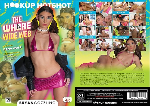 Evil Angel Hookup Hotshot Whore Wide Web DiSC1 XXX DVDRip x264-WOP