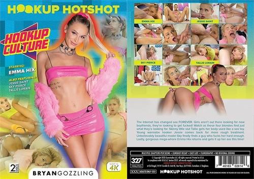 Evil Angel Hookup Hotshot Hookup Culture DiSC1 XXX DVDRip x264-HORNDOGS
