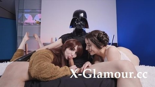 Darth Vader Punished Leia And Chewie Short Ver [FullHD]
