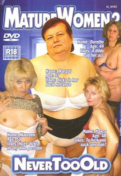 Mature Women #2 – Never Too Old