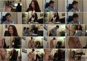 UNKNOWN-HOW FAR WILL HE GO? (PART 1) [SD 540p] CFNMTV [2020/111 MB]