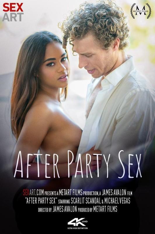 Scarlit Scandal & Michael Vegas - After Party Sex (Aug 26, 2020)