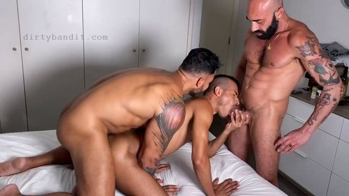 RawFuckClub - Las Pollas De Oro: Viktor Rom, Gianni Maggio, Valdo Smith Bareback (Aug 23)