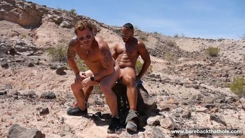 BarebackThatHole - Dick Is My Reward: Dillon Diaz, Riley Mitchel Bareback (Aug 26)