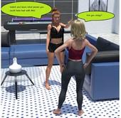 SizeChange - Supergirl vs. The Shrinker 2 - Ongoing