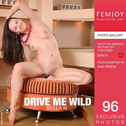 Bella N - Drive me wild (x96)