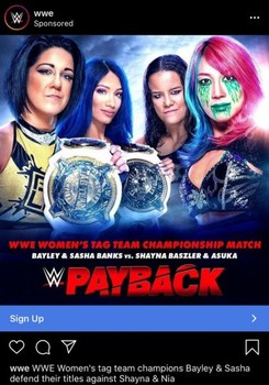 Advertisement Reveals Original Plans For Championship Match at WWE Payback