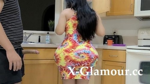 "Crystal Lust in ""Tik Tok Challange Ends Up With Hot Big Ass Stepmom Fucking Stepson In The Kitchen Tiktok Leaked"" [FullHD]"