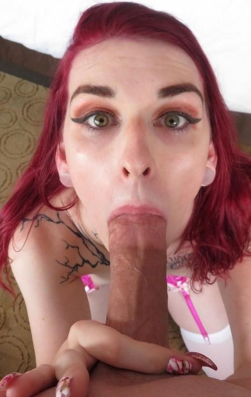 Aimee Fawx Trans Princess Seduces Your Big Dick (7 September 2020)