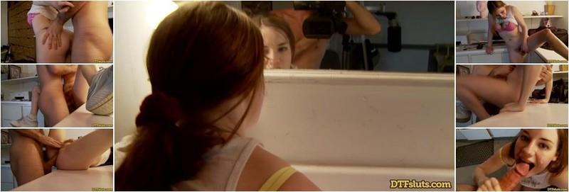 Tatiana Kush - Tatiana Kush needs the camera man's dick (FullHD)
