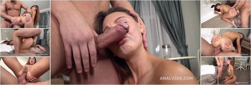 Jasmine Waterfall - Jasmine Waterfall Vs Mr Anderson, Balls Deep Anal, Gapes, Squirting and Cum in Mouth (HD)