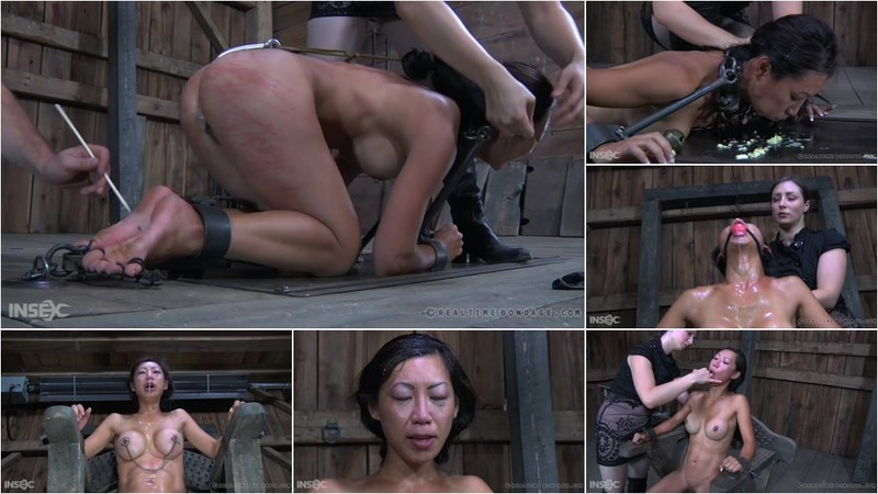 Tia Ling, Sister Dee - Turd Says Part Two [SD 478p]