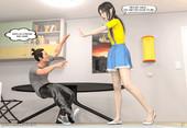 Tian3D - Your Little Sister Shrunk Me vol 1-6