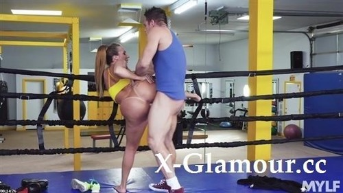 """Richelle Ryan in """"Early Sparring"""" [FullHD]"""