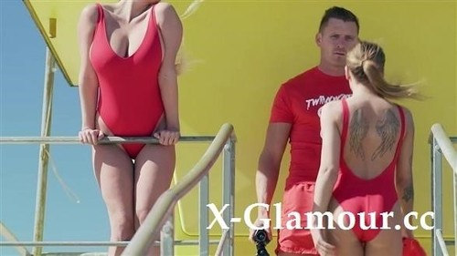 Sienna Day, Silvia Dellai - Bootcamp Ffm With Lifeguard Sluts
