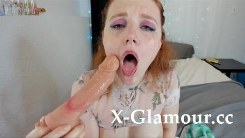 Ruin My Pretty Face Daddy -- Live Bj Show [FullHD]