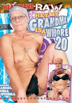 Hey My Grandma Is A Whore 20
