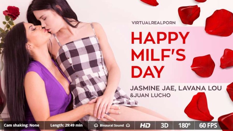 Happy Milfs Day Jasmine Jae Amp Lavana Lou Oculus