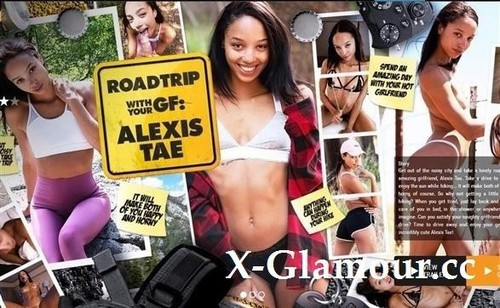 "Alexis Tae in ""Roadtrip With Your Gf Alexis Tae Part 3"" [SD]"